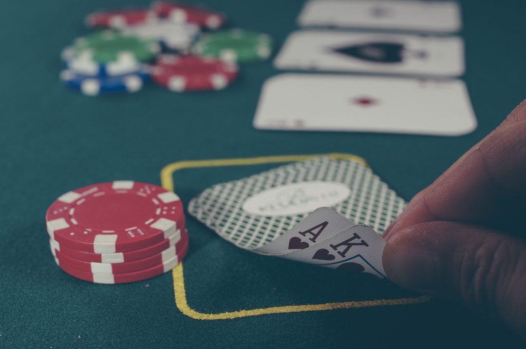 Online gambling and sports betting